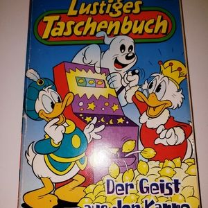 Vintage Disney Donald Duck German comic book